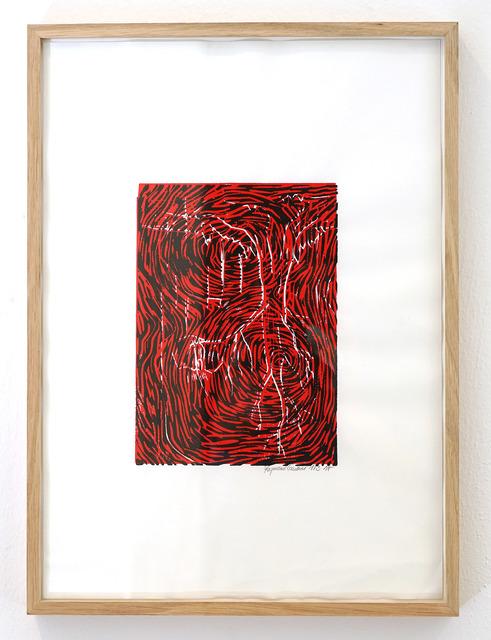 , 'Spiegelung (1/3),' 2018, Galerie Britta von Rettberg
