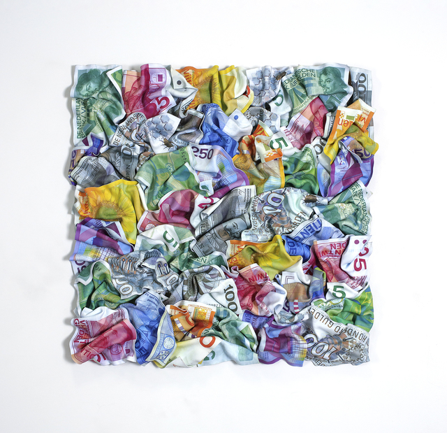 , 'Guilder Square,' 2019, SmithDavidson Gallery