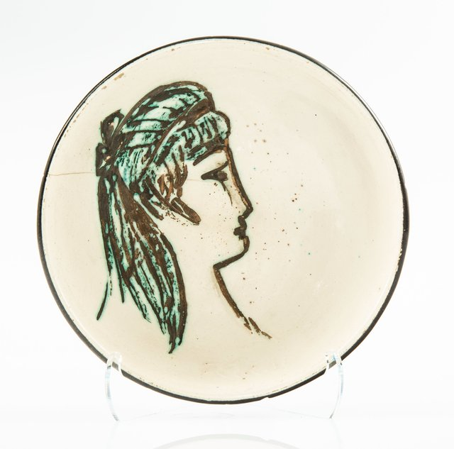 Pablo Picasso, 'Sylvette', 1955, Heritage Auctions