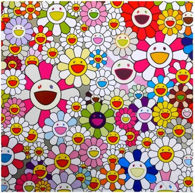 Takashi Murakami, 'Flower Blossoming In This World', 2015, Marcel Katz Art