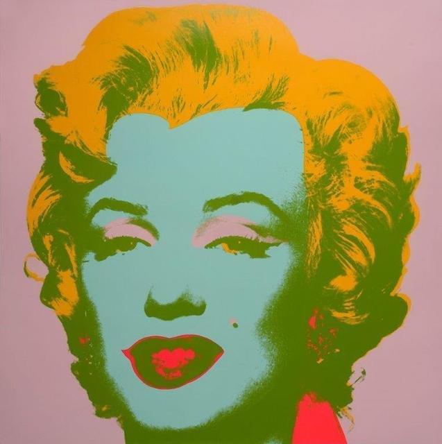 Andy Warhol, 'Marilyn', 1967, Galeries Bartoux Singapore