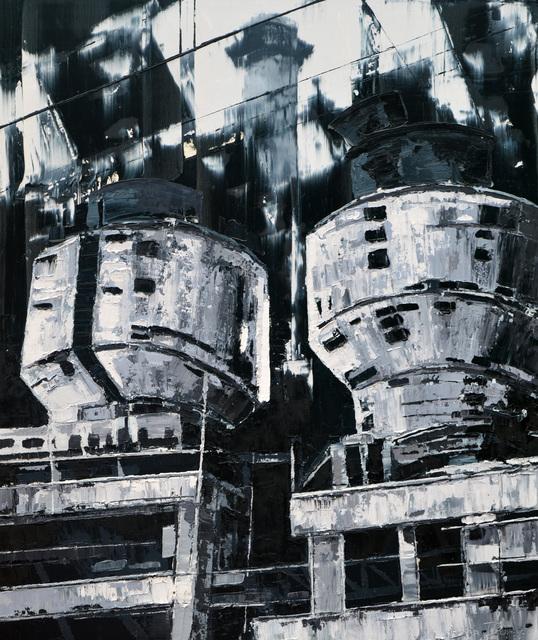 , 'Destructive Time,' 2017, ArteMorfosis - Galería de Arte Cubano