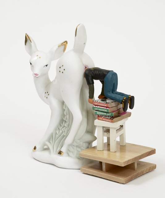 , 'Deer,' 2012, Temnikova & Kasela