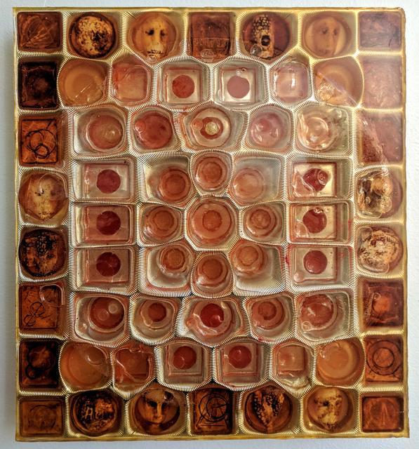 , 'Memory Cells I,' 2015, Emerge Gallery NY