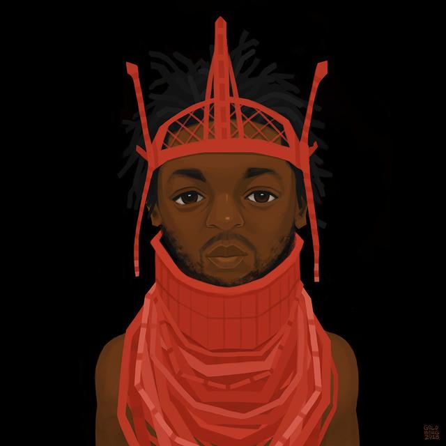 , 'King Kendrick,' 2018, Helikon Gallery & Studios