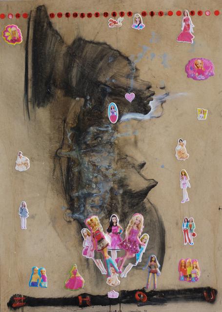 , 'Like fiction,' 2011, Platform China