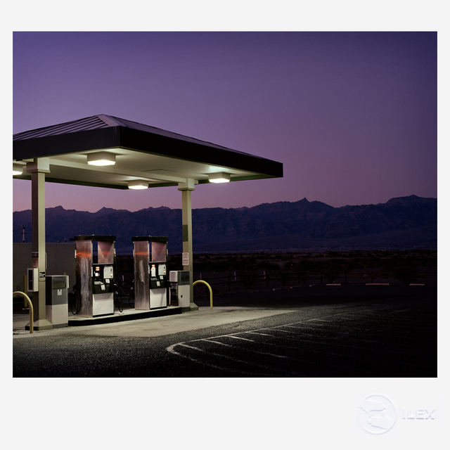 , 'Gas Station,' 2008, ILEX Gallery