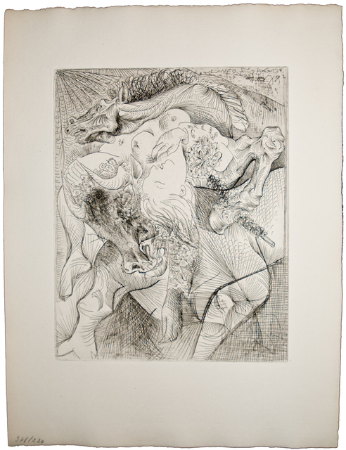 , 'Marie-Thérèse en Femme Torero (S.V. 22),' 1934, John Szoke