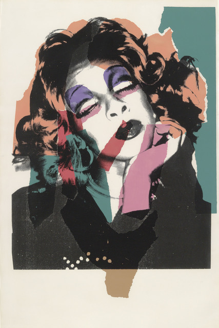 Andy Warhol, 'One Plate, from: Ladies and Gentlemen', 1975, Print, Screenprint in colours on wove paper, Christie's
