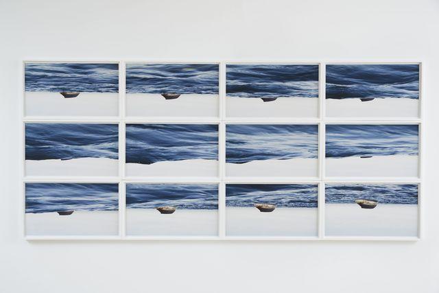 , 'Ocean/Atlas Polyptych (2),' 2015, Marianne Boesky Gallery