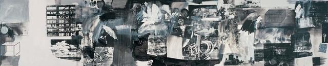 Robert Rauschenberg, 'Barge', 1962–63, Robert Rauschenberg Foundation