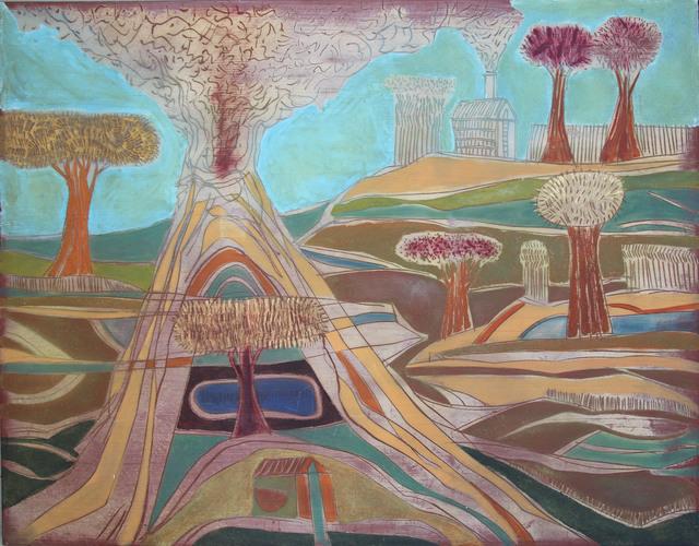 Guillermo Pacheco, 'Sin titulo (308)', 1998, Galería Quetzalli