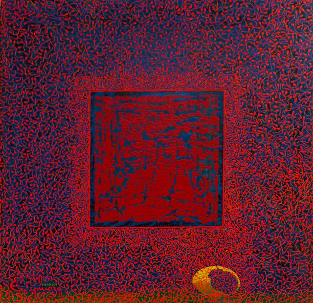 , 'Zona Prohibida,' 2011, Enlace Arte Contemporáneo