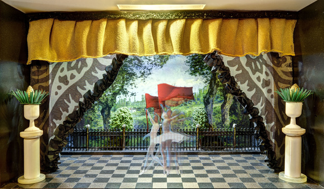 , 'Ballet II,' 2013, Marina Gisich Gallery