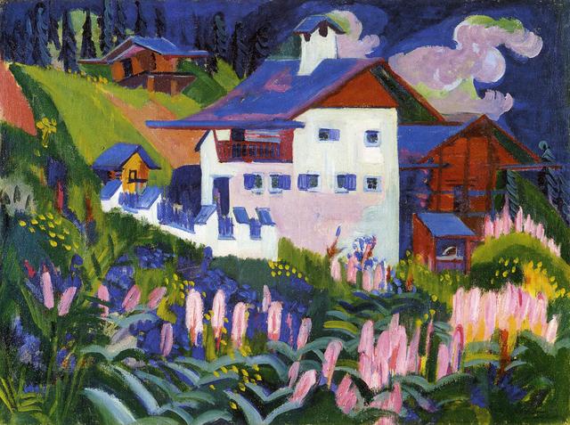 , 'Unser Haus; Haus in Wiesen,' , Henze & Ketterer