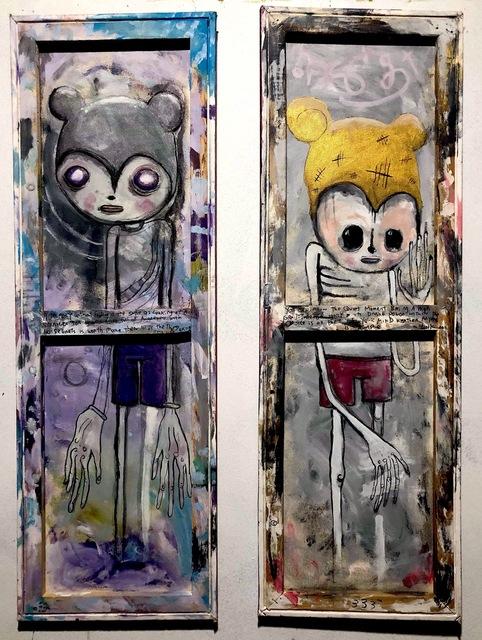 , 'Quiet-Memories,' 2011, Pigalle Gallery