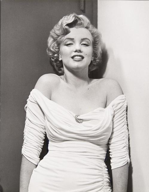 , 'Marilyn Monroe,' 1952, Jeu de Paume