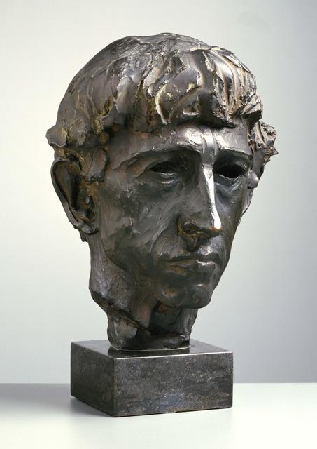 Gaston Lachaise, 'Head of John Marin', 1928/cast 1930, Phillips Collection