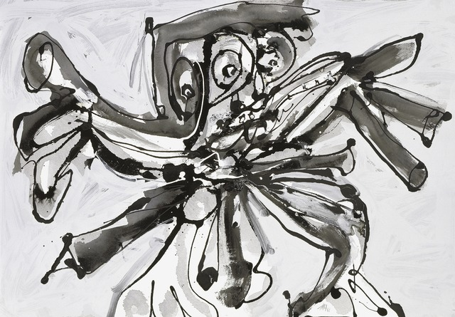 , 'Crucifixión,' 1986, Fernández-Braso