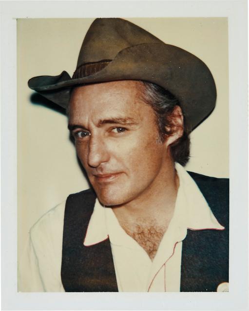 Andy Warhol, 'Dennis Hopper', 1977, Phillips