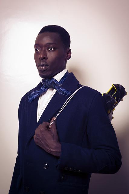 , 'Kwasi Boakeye,' 2014, HackelBury Fine Art