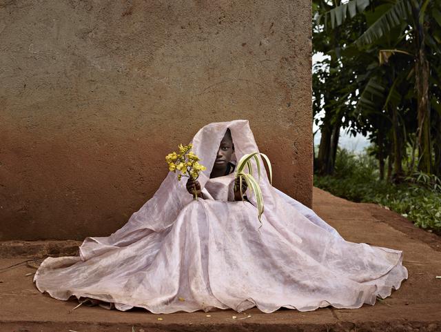 , 'Portrait #3, Rwanda,' 2014, Pékin Fine Arts