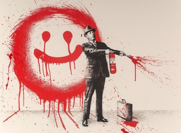 Spray Happiness (Red)