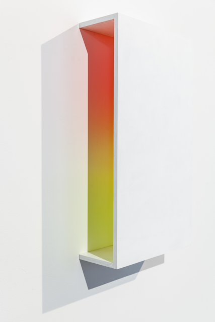 , 'Red Yellow_Fade,' 2017, Ki Smith Gallery