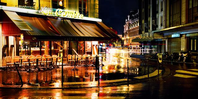 David Drebin, 'Rain in Paris', 2009, Isabella Garrucho Fine Art