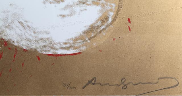 Andy Warhol, 'Santa from Myths (FS II.266)', 1981, Print, Silkscreen on Lenox Museum Board, RoGallery