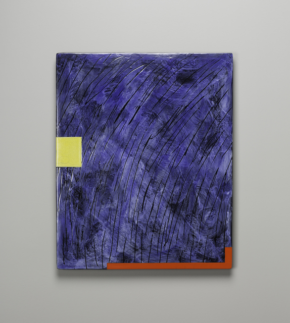 , 'Large Raku Wall Slab 16-05-56,' 2016, Duane Reed Gallery