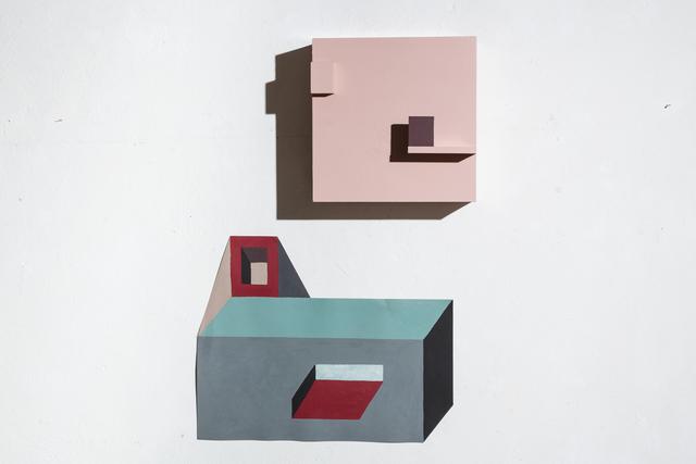 Nathalie Du Pasquier, 'Kit Nº9,' 2014-2015, Chamber