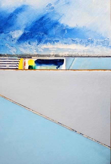 , 'Coastal Series #21,' 2018, Madelyn Jordon Fine Art