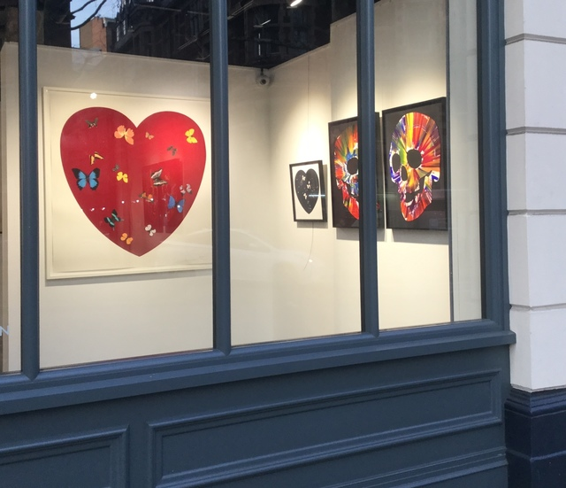 Damien Hirst, 'Big Love', 2010, Joseph Fine Art LONDON