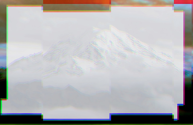 Christian Eckart, 'Glitched Mountain', 2019, McClain Gallery