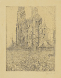 La Cathédrale (The Cathedral)