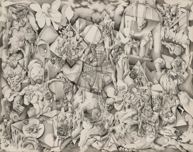 , 'Dimensions,' 1945-1946, Francis M. Naumann Fine Art