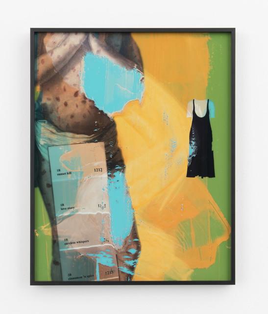 Sara Greenberger Rafferty, 'Swatches', 2016, DOCUMENT