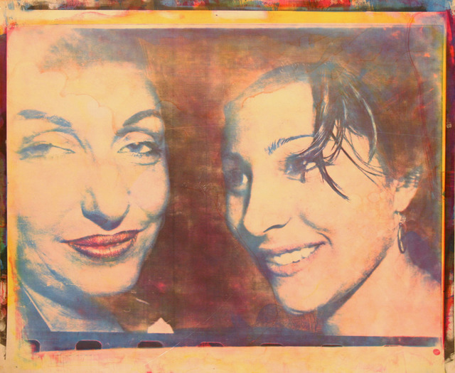 Mark Morrisroe, 'Pia and Diane Q', 1981, ClampArt