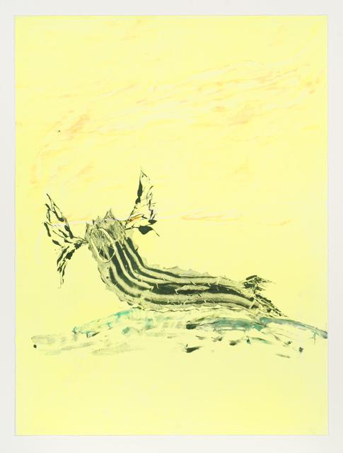 , 'The Holothurian,' 2015, Fleisher/Ollman