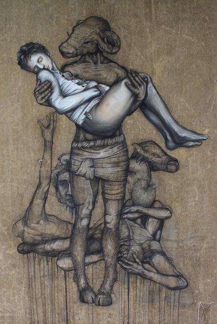 Andrey Rossi, 'They Perpetuate', 2017, Galeria de Babel