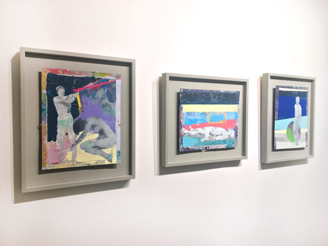 , 'Triangel, Großer Wagen, Zirkel ,' 2017, Galerie Barbara von Stechow