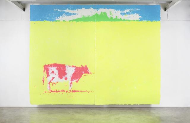 Shinro Ohtake, 'Pasture', 2015, STPI