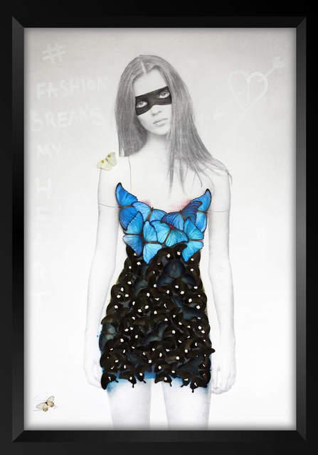 , 'Butterfly Kate,' , Eden Fine Art