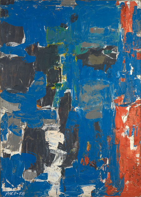 , 'Untitled (58-26),' 1958, Berry Campbell Gallery