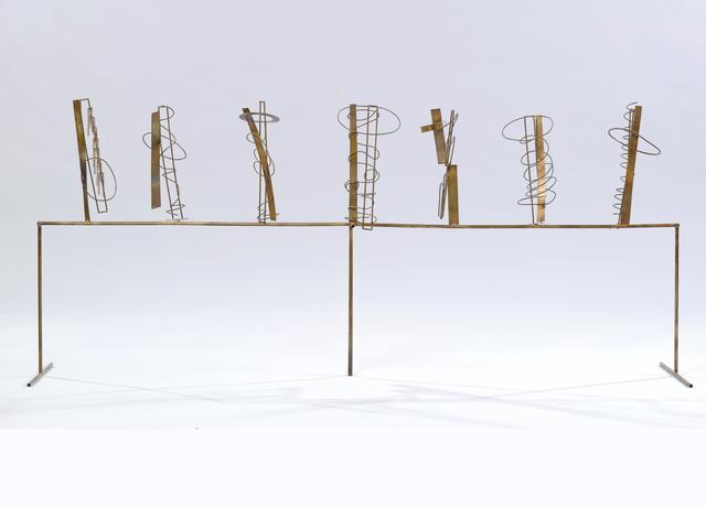 , 'Tema e Variazioni XI,' 1981, Barbara Mathes Gallery