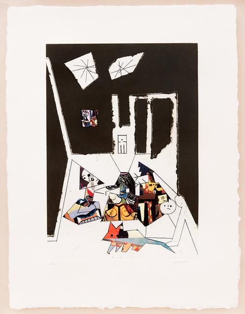 , 'El cubismo como pretexto 1,' 2003, Beck & Eggeling