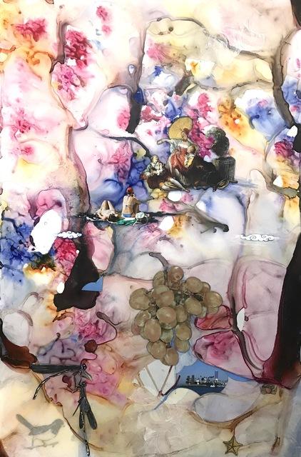 Barbara Strasen, 'Rococo Modo', 2016-2017, Susan Eley Fine Art