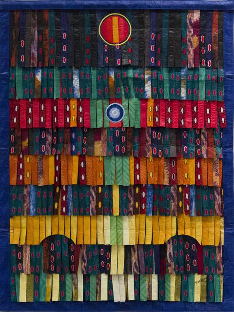 , 'Composition entre rouge et vert,' 2016, Primo Marella Gallery