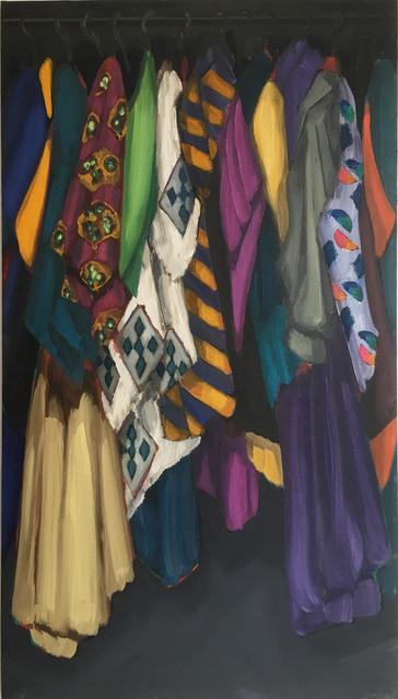 , 'Ghent Wardrobe I,' 2018, JGM Gallery